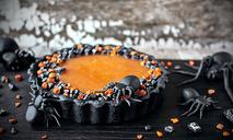 Черный тарт Hello Halloween