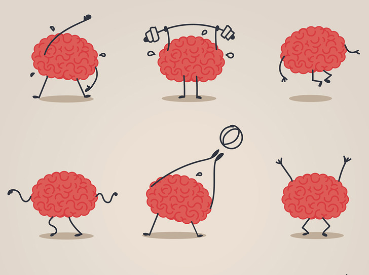Фото №1 - Нейробика: аэробика для мозга