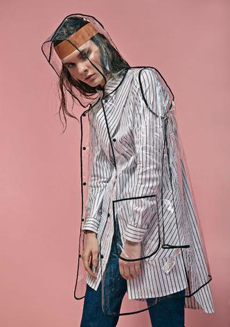 Фото №2 - Капсульная коллекция бренда Olga Skazkina