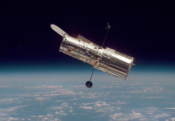 Фото №1 - Вышел из строя телескоп «Хаббл»