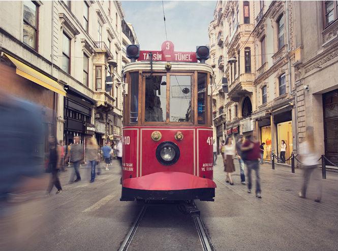 Фото №1 - Комфортное путешествие с Turkish Airlines
