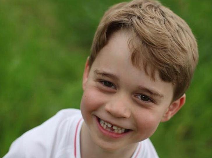 Фото №1 - Принц Джордж Кембриджский: шестой год в фотографиях