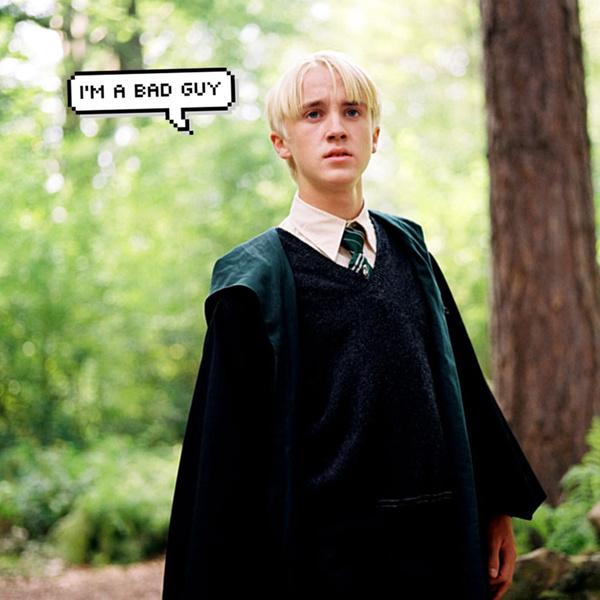 Фото №1 - Тест: Какой плохой парень из «Гарри Поттера» подходит тебе больше?