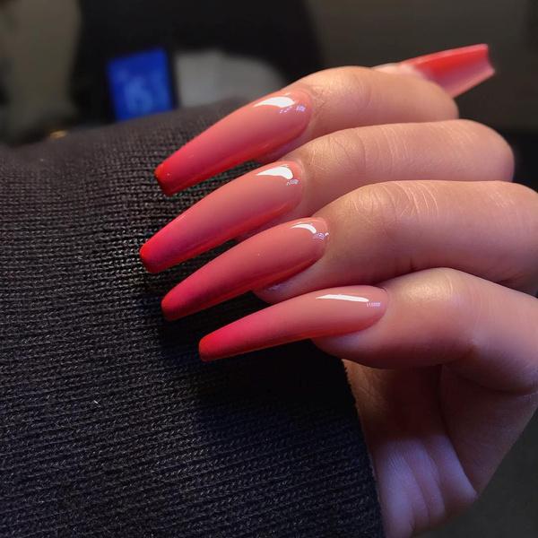 Фото №3 - Балерина: самая модная форма ногтей 2021🩰
