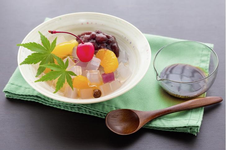 Фото №10 - Мелкие сладости: японские десерты вагаси