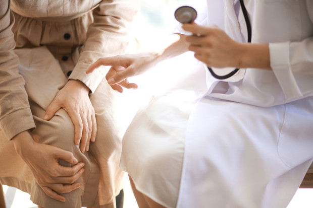 Фото №1 - Боли в коленях: причины и способы лечения