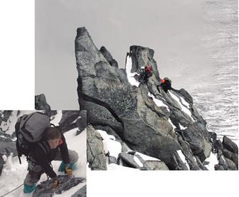 , 26 лет, альпинистка
