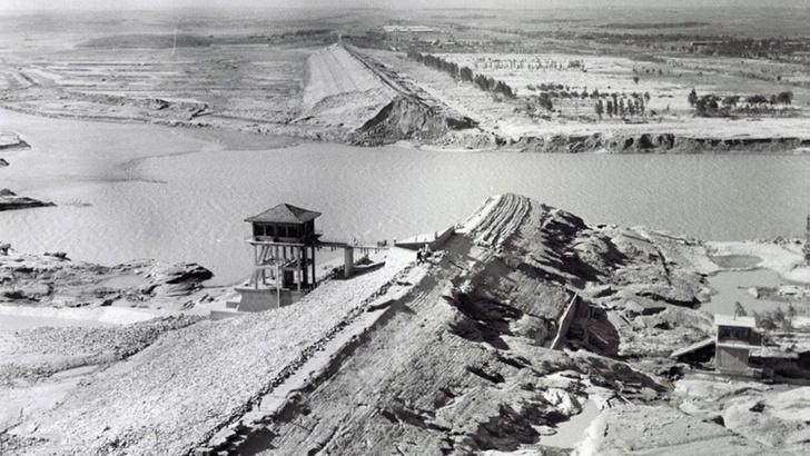 Фото №2 - Самый большой прорыв плотины в истории: как это случилось