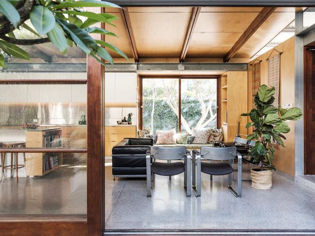 Фото №2 - Дом-трансформер в пригороде Сиднея