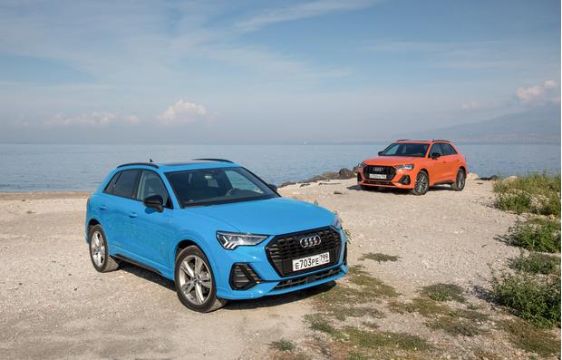 Фото №1 - Audi Q3: уже не мальчик
