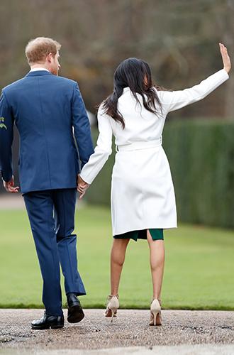 Фото №11 - Язык тела: принц Гарри демонстрирует большую любовь, а его невеста – уверенность
