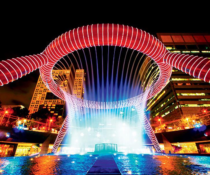 Фото №9 - 21 самый необычный фонтан мира