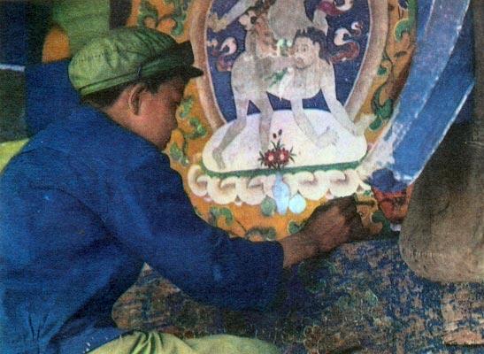 Фото №1 - По Тибету