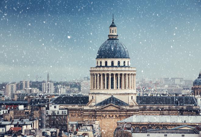 Фото №4 - Вдохновение: 10 стран, где зима особенно прекрасна