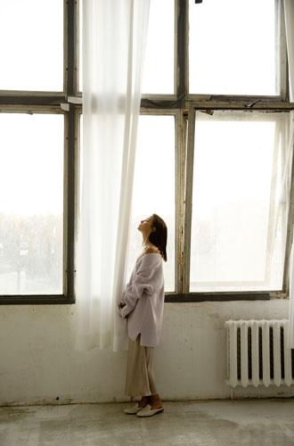Фото №5 - Любовь Аксенова: «Мне нравится проводить опыты над собой»