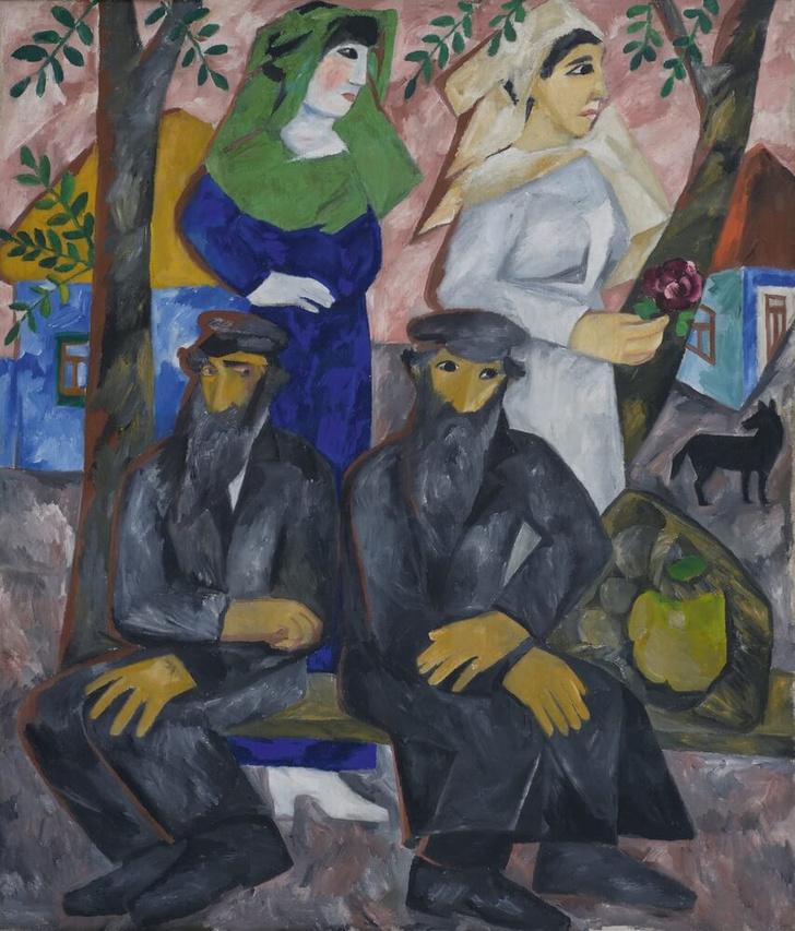 Фото №2 - Выставка «Шедевры из Казани. От Рериха до Кандинского» в Третьяковке