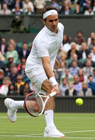 Фото №15 - Хулиганы Уимблдона: кто из теннисистов (и как) нарушал «белый» дресс-код турнира