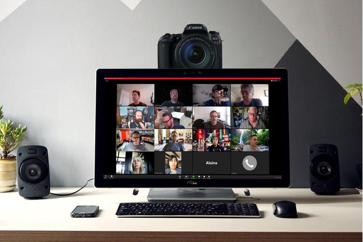 Фото №1 - Лайхак: как заставить почти любую цифровую камеру работать как веб-камеру