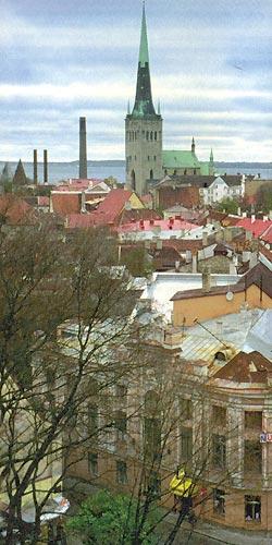 Фото №3 - Tallinn с двумя «Н»