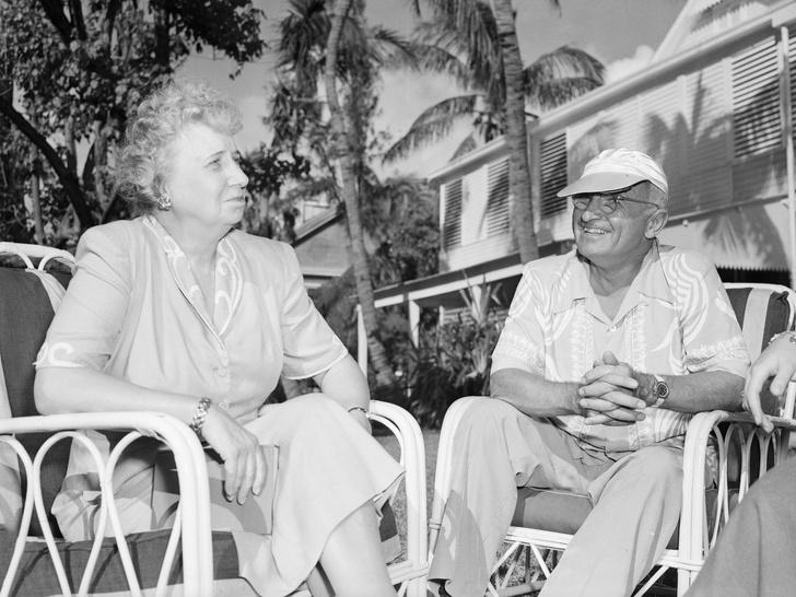 Фото №11 - Как отдыхают президенты и Первые леди: самые неформальные отпускные фото глав США с их супругами