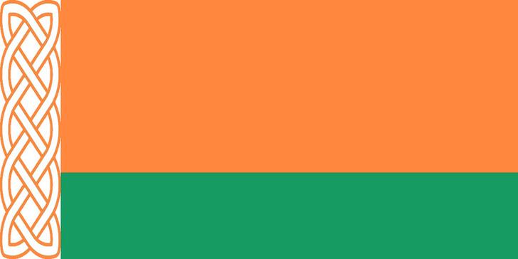 Фото №11 - Флаги одних государств в виде флагов других государств (странная галерея)