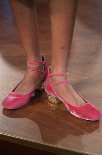Фото №42 - Самая модная обувь сезона осень-зима 16/17, часть 1