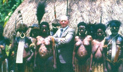 Фото №4 - Прощание с первобытным миром, или Путешествие к последним настоящим дикарям Новой Гвинеи