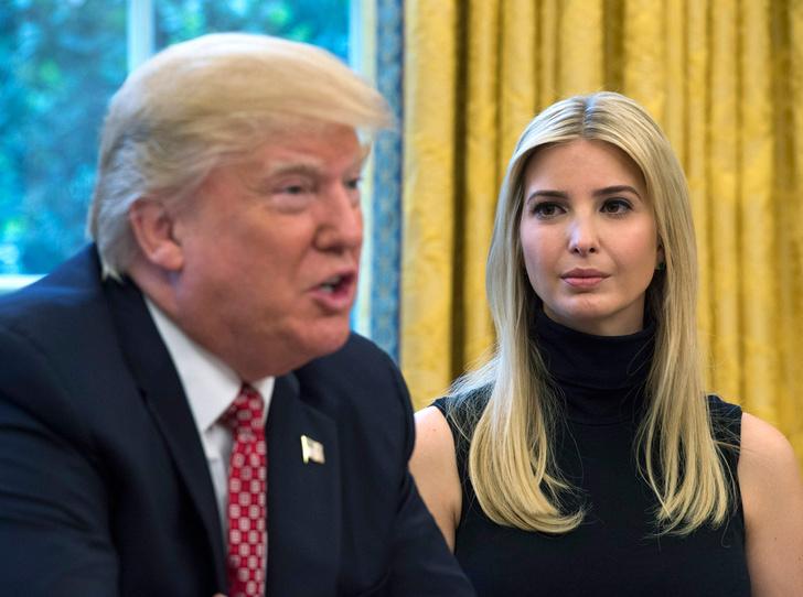 Фото №6 - Бесполезная Иванка Трамп: почему Первой дочери США пора покинуть Белый дом