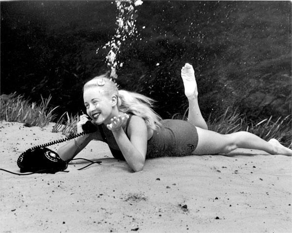 Фото №1 - В тихом омуте: история фантастических подводных фото Брюса Мозерта