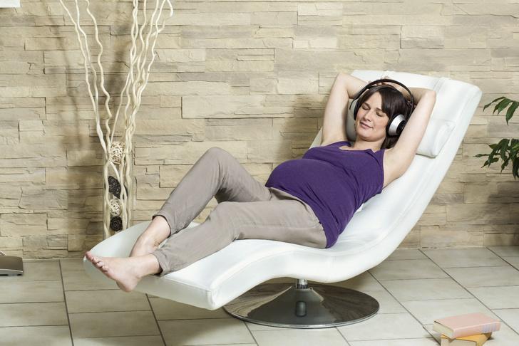 Фото №1 - Арт-терапия для беременных