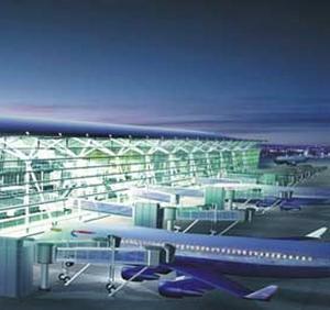 Фото №1 - В Хитроу откроется пятый терминал