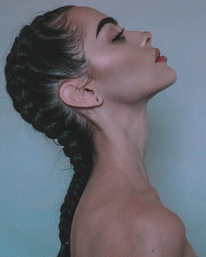 Фото №4 - Коса наоборот: схема плетения с фото