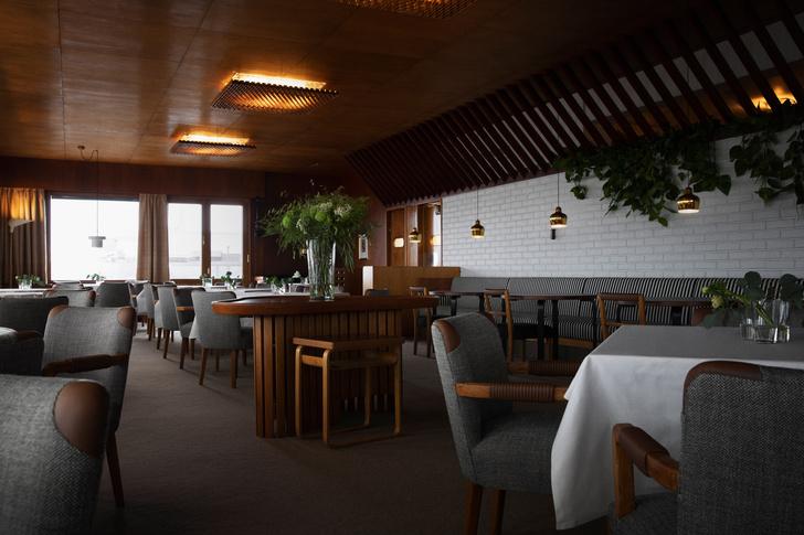 Фото №2 - Реновация ресторана Savoy в Хельсинки