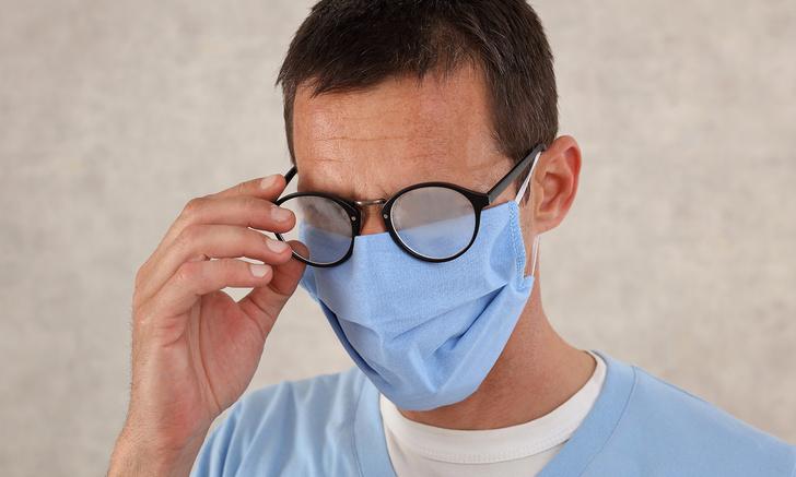 Фото №1 - Лайфхак: еще один эффективный способ избавиться от запотевания очков в маске