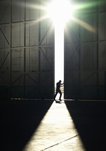 Фото №1 - Дверь: сон; к чему снится дверь