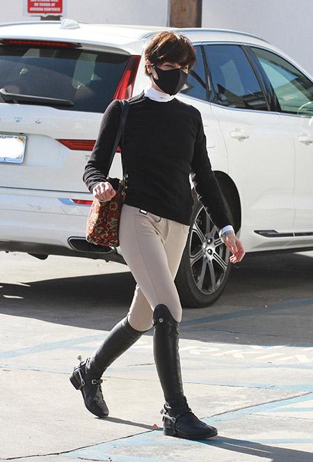 Сельма Блэр в Лос-Анджелесе