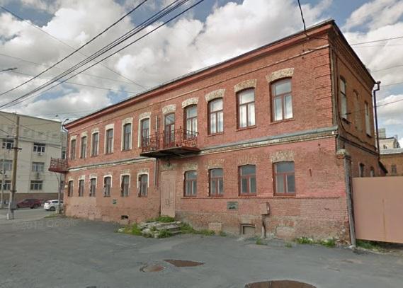 Фото №1 - В центре Екатеринбурга здание-памятник превратят в шахматный центр