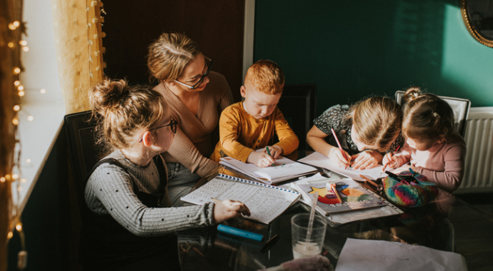 Что общего у родителей, чьи дети добиваются успеха?