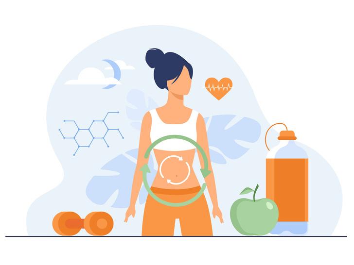 Фото №2 - Правило трех «О»: как похудеть раз и навсегда (и не набрать вес снова)