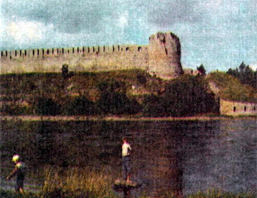 Фото №1 - На рубеже близ моря Варяжского