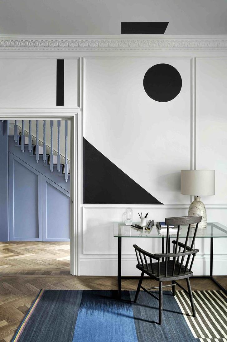 Фото №3 - 10 способов преобразить интерьер с помощью краски