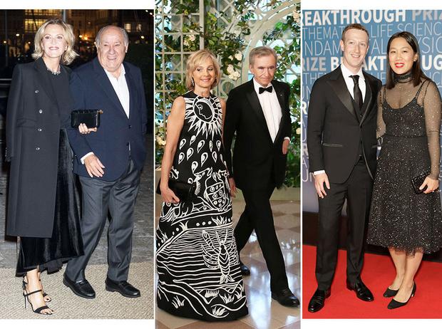 Фото №1 - Как выглядят жены самых богатых мужчин мира