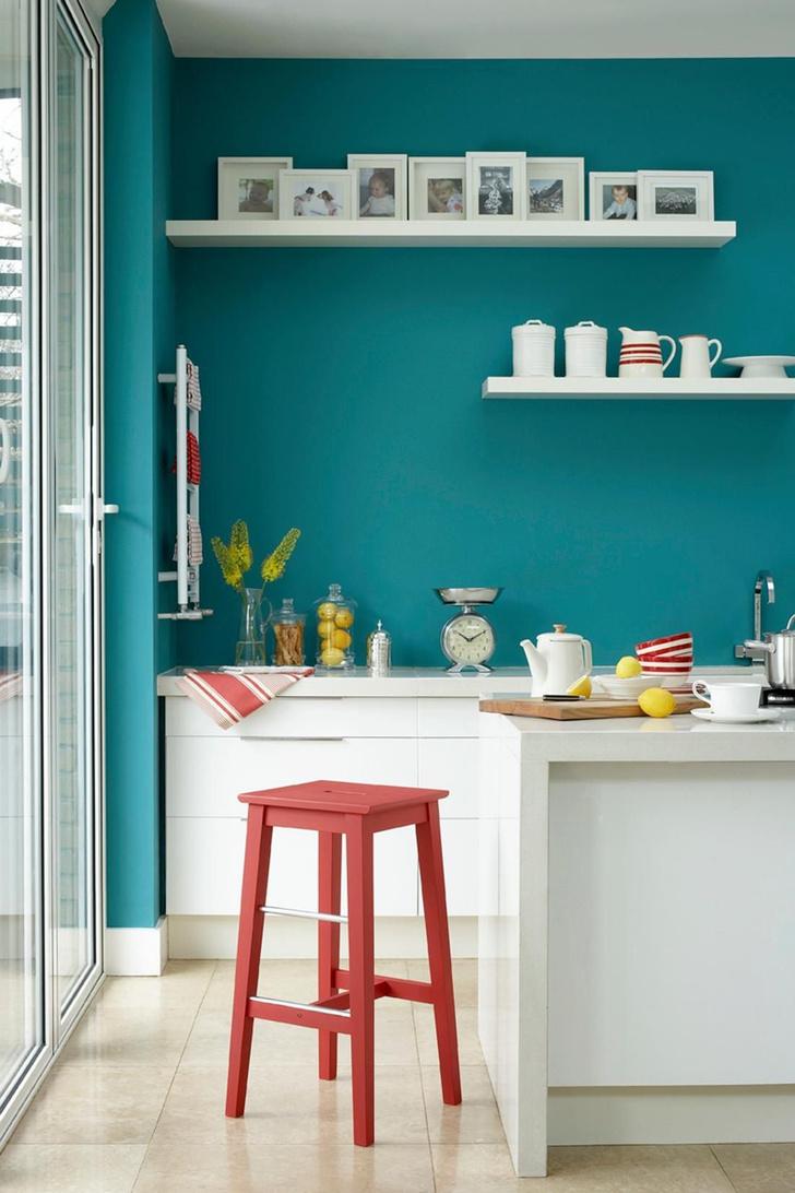 Фото №4 - Подбираем идеальный оттенок для разных комнат дома