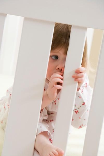 Фото №2 - Побег из детской кроватки