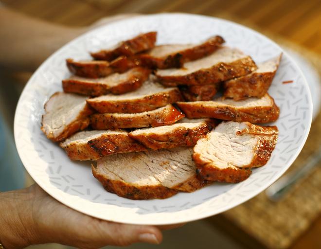 лучшие рецепты из свинины