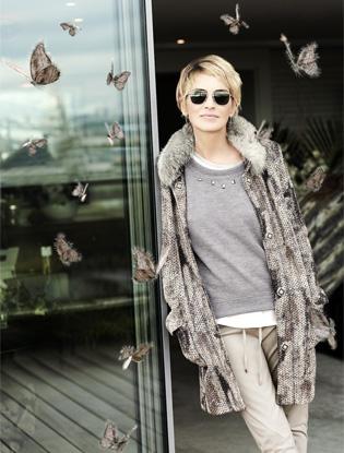 Фото №3 - Шерон Стоун в рекламной кампании Airfield
