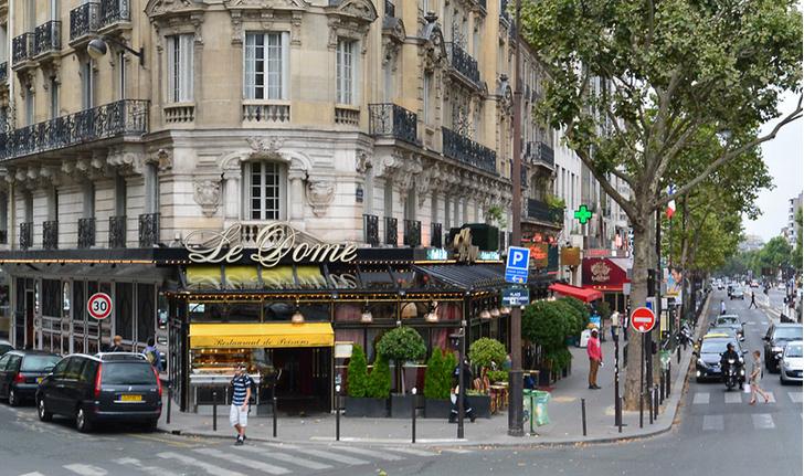 Фото №5 - Париж: 5 любимых кафе легендарных писателей XX века