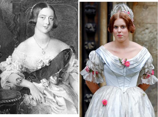 Фото №1 - «Одно лицо!»: на кого из Виндзоров больше всего похожа принцесса Беатрис