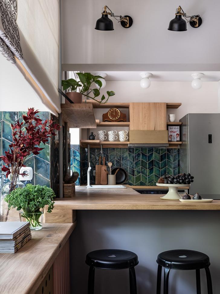 Фото №4 - Уютная кухня: 7 полезных советов