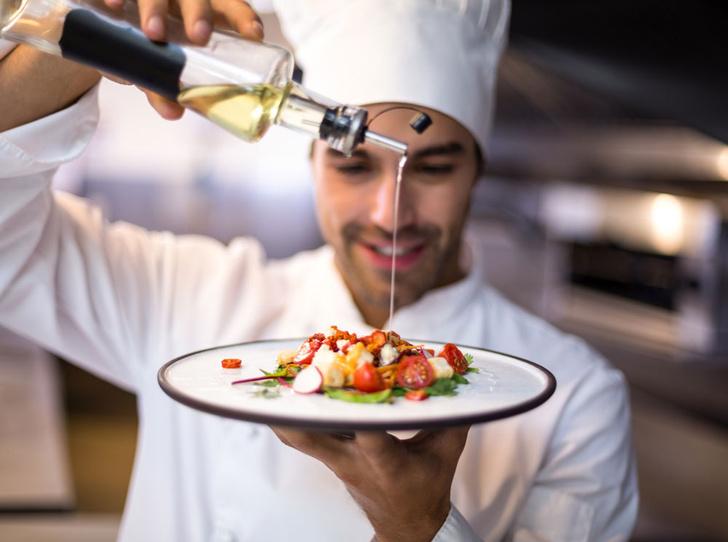 Фото №1 - Высокая кухня у вас дома: рецепты шеф-повара